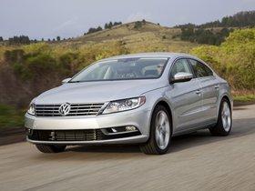 Ver foto 7 de Volkswagen CC USA 2012