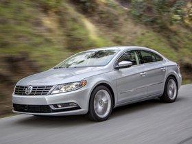 Ver foto 5 de Volkswagen CC USA 2012