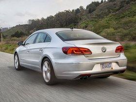 Ver foto 4 de Volkswagen CC USA 2012