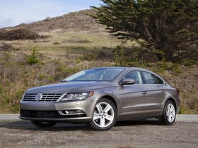 Ver foto 3 de Volkswagen CC USA 2012