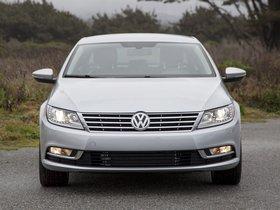 Ver foto 10 de Volkswagen CC USA 2012