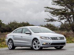 Ver foto 9 de Volkswagen CC USA 2012