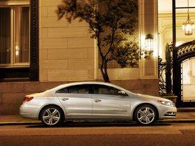 Ver foto 8 de Volkswagen CC USA 2012