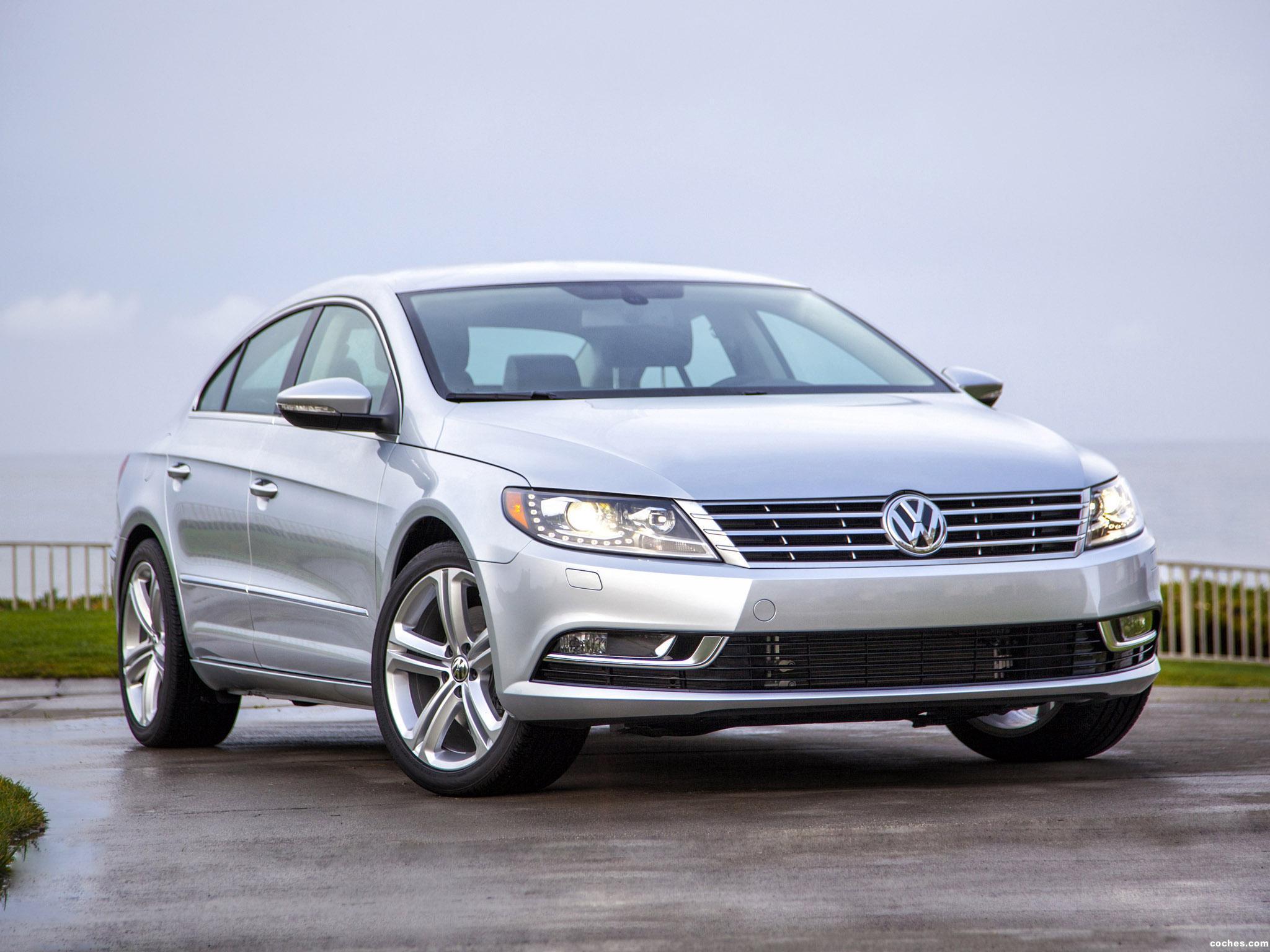 Foto 0 de Volkswagen CC USA 2012