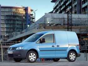Fotos de Volkswagen Caddy 2005