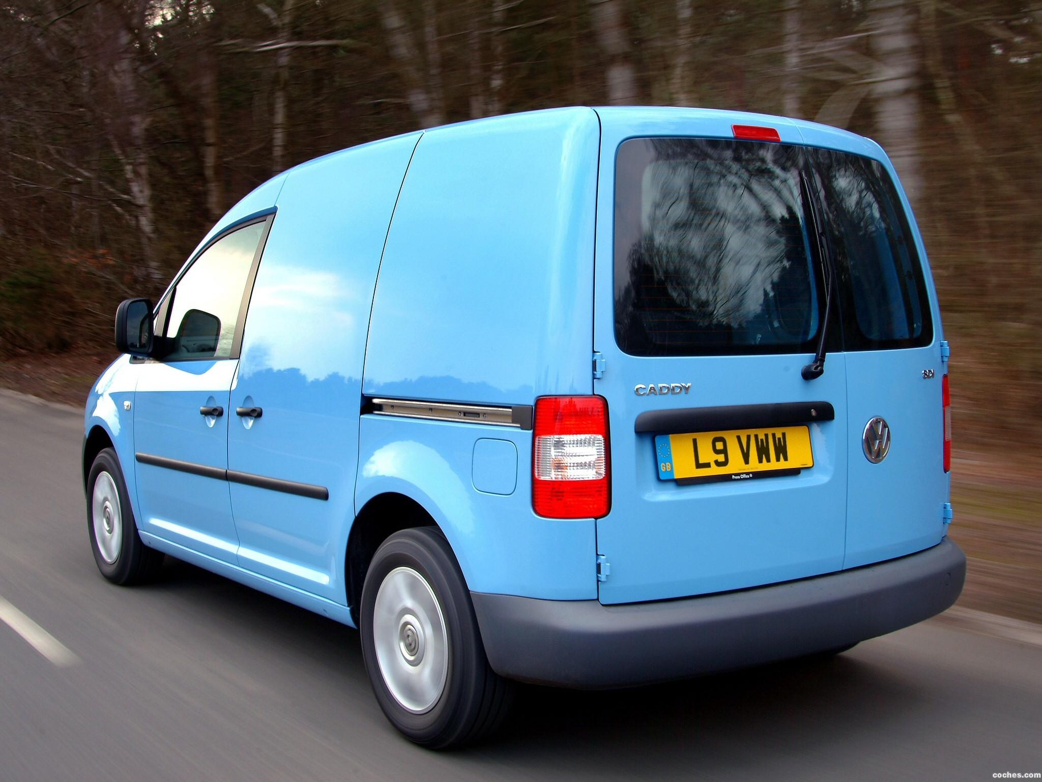 Foto 2 de Volkswagen Caddy 2005