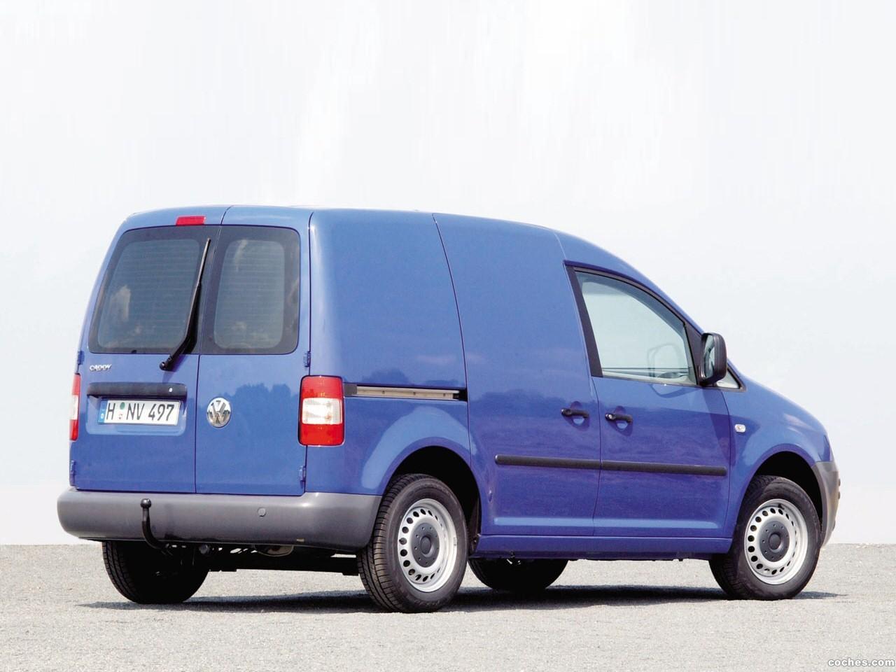 Foto 11 de Volkswagen Caddy 2005