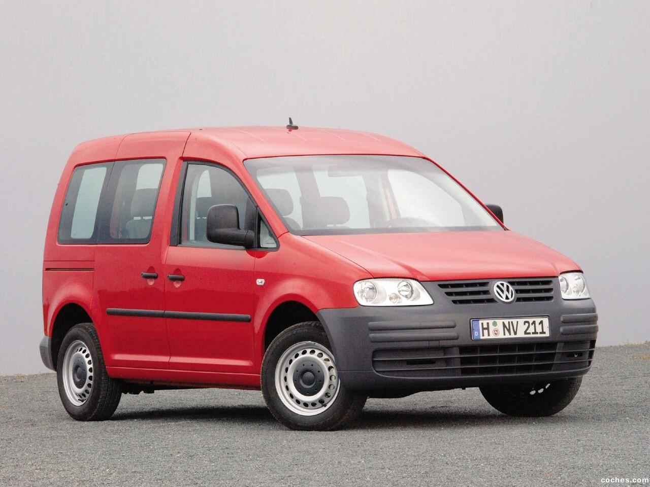 Foto 8 de Volkswagen Caddy 2005