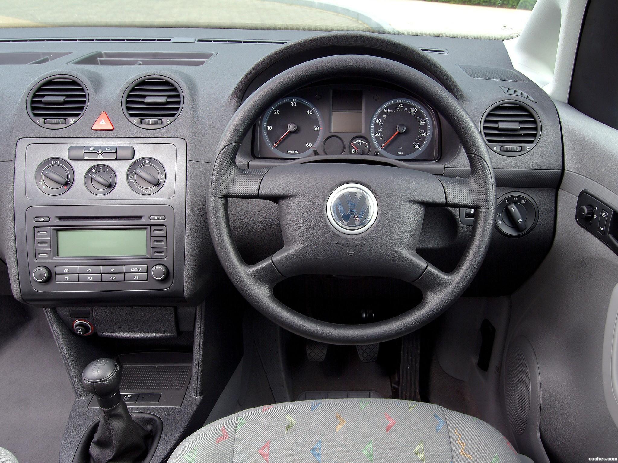 Foto 7 de Volkswagen Caddy 2005