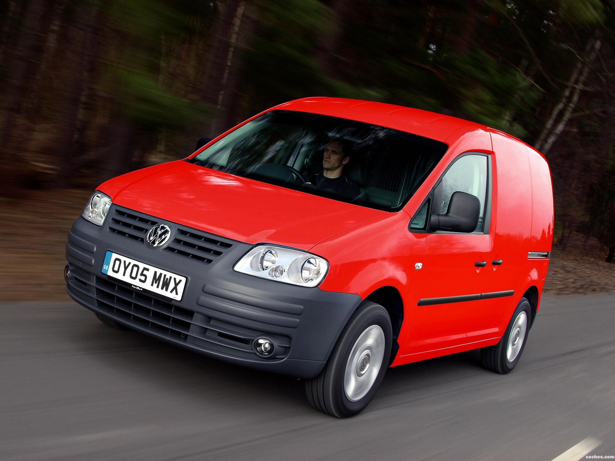 Foto 5 de Volkswagen Caddy 2005