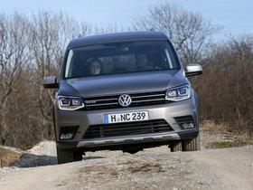 Ver foto 10 de Volkswagen Caddy Alltrack 2015