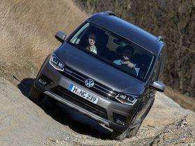 Ver foto 8 de Volkswagen Caddy Alltrack 2015