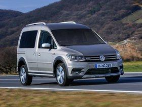 Ver foto 7 de Volkswagen Caddy Alltrack 2015