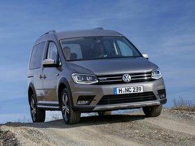 Ver foto 6 de Volkswagen Caddy Alltrack 2015