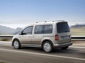 Ver foto 2 de Volkswagen Caddy Alltrack 2015