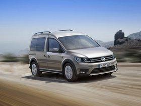 Ver foto 1 de Volkswagen Caddy Alltrack 2015
