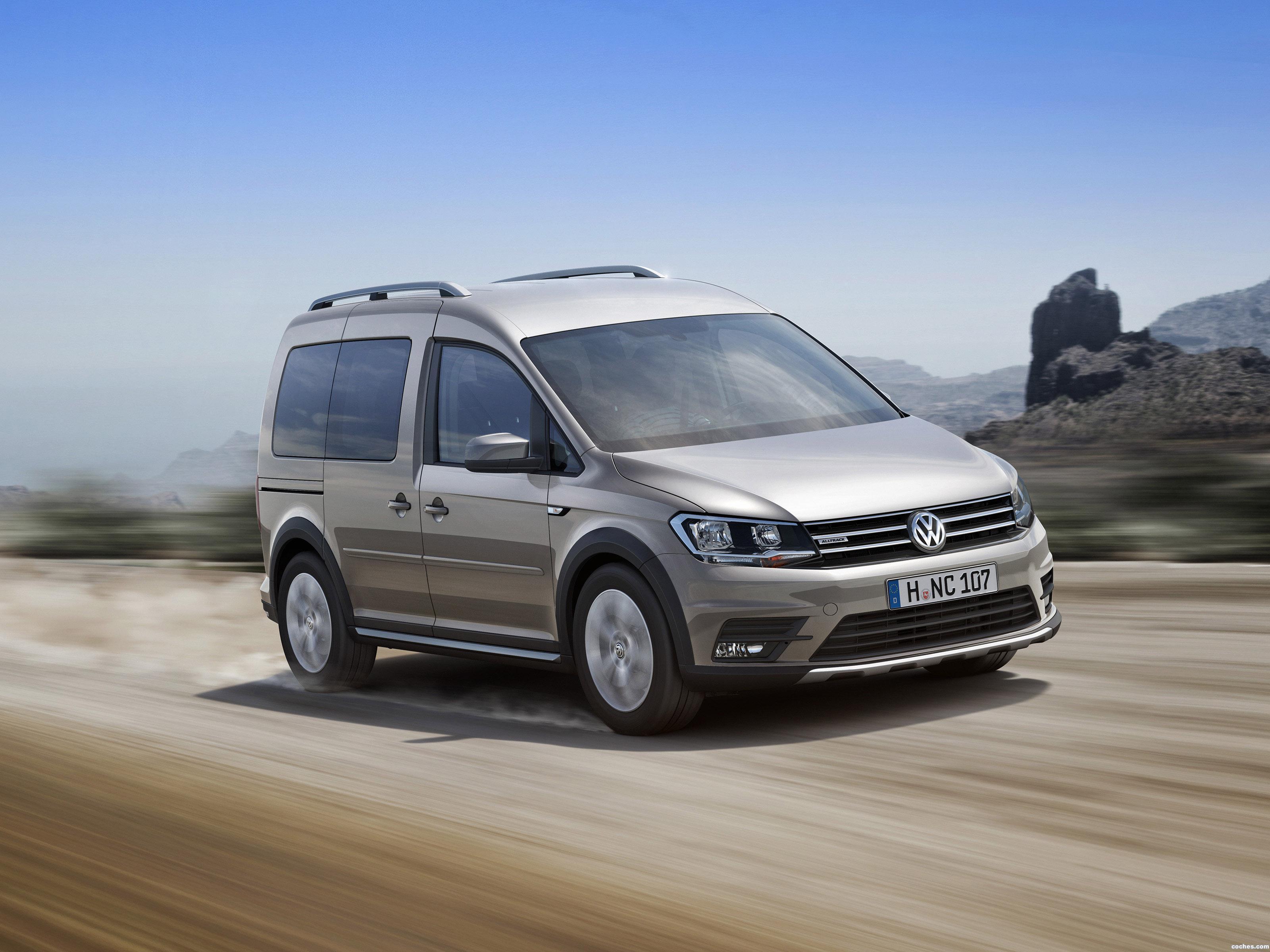 Foto 0 de Volkswagen Caddy Alltrack 2015