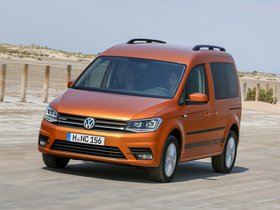 Ver foto 2 de Volkswagen Caddy Beach 4MOTION 2015