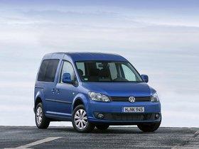 Ver foto 4 de Volkswagen Caddy BlueMotion 2013