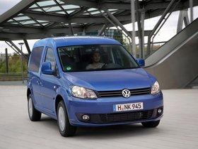 Ver foto 2 de Volkswagen Caddy BlueMotion 2013