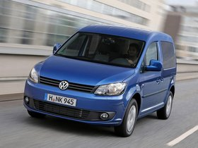 Fotos de Volkswagen Caddy BlueMotion 2013