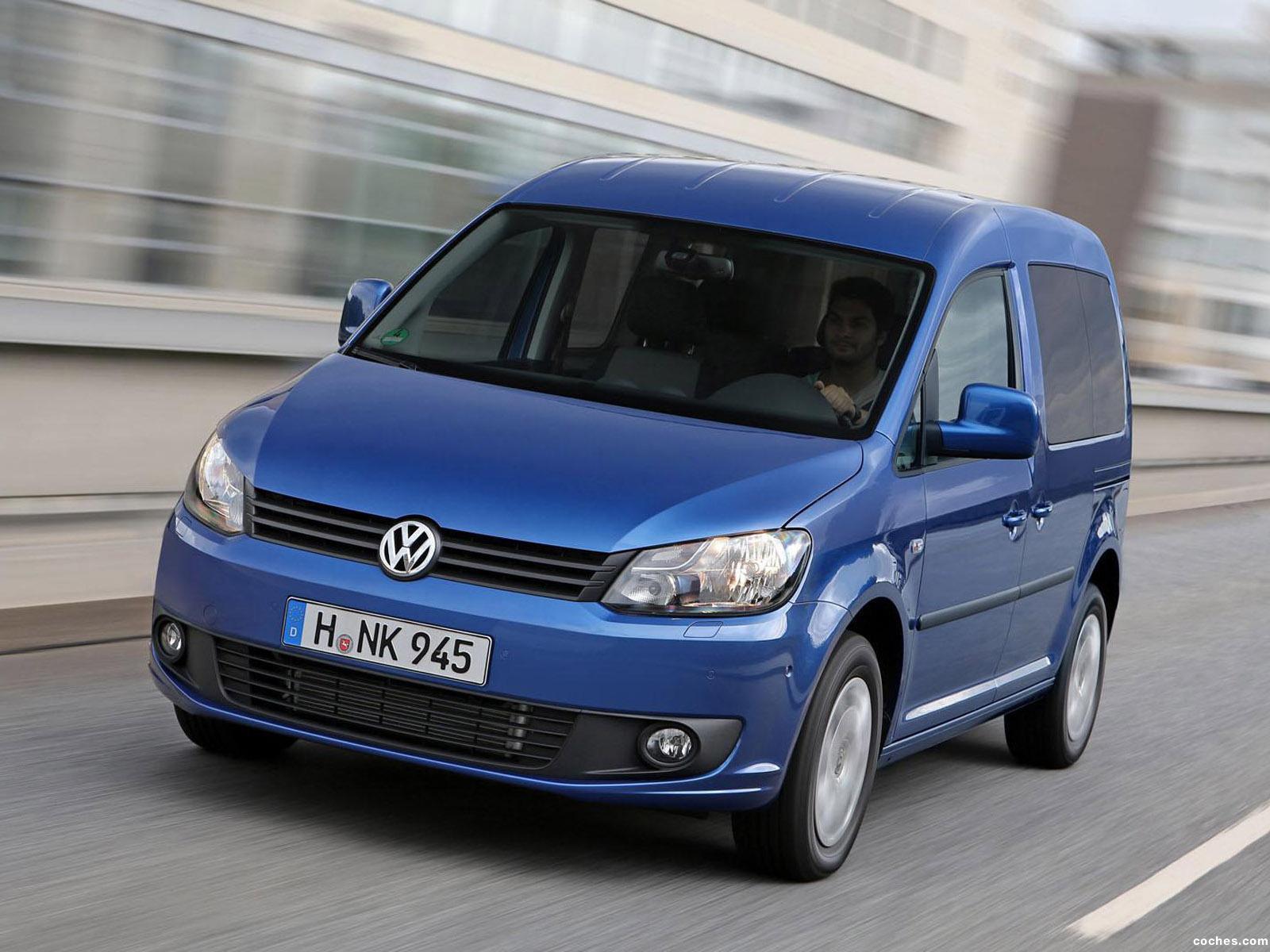 Foto 0 de Volkswagen Caddy BlueMotion 2013
