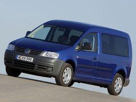 Ver foto 4 de Volkswagen Caddy Combi Maxi 2007