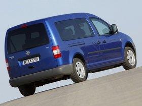 Ver foto 3 de Volkswagen Caddy Combi Maxi 2007