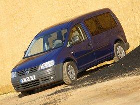Fotos de Volkswagen Caddy Combi Maxi 2007