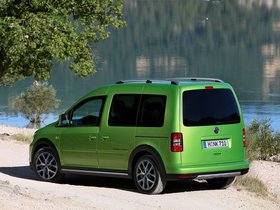 Ver foto 4 de Volkswagen Caddy Cross Special Edition 2012