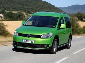 Ver foto 3 de Volkswagen Caddy Cross Special Edition 2012
