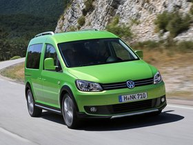 Ver foto 2 de Volkswagen Caddy Cross Special Edition 2012