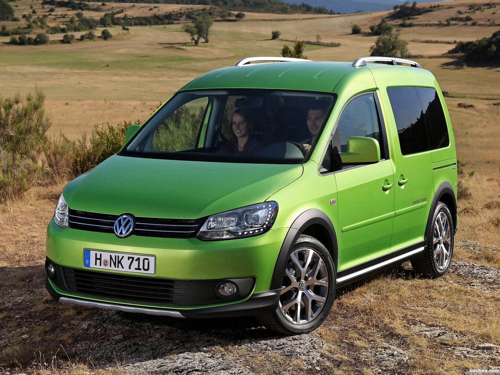 Foto 0 de Volkswagen Caddy Cross Special Edition 2012