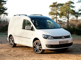 Ver foto 1 de Volkswagen Caddy Edition 30 UK 2013