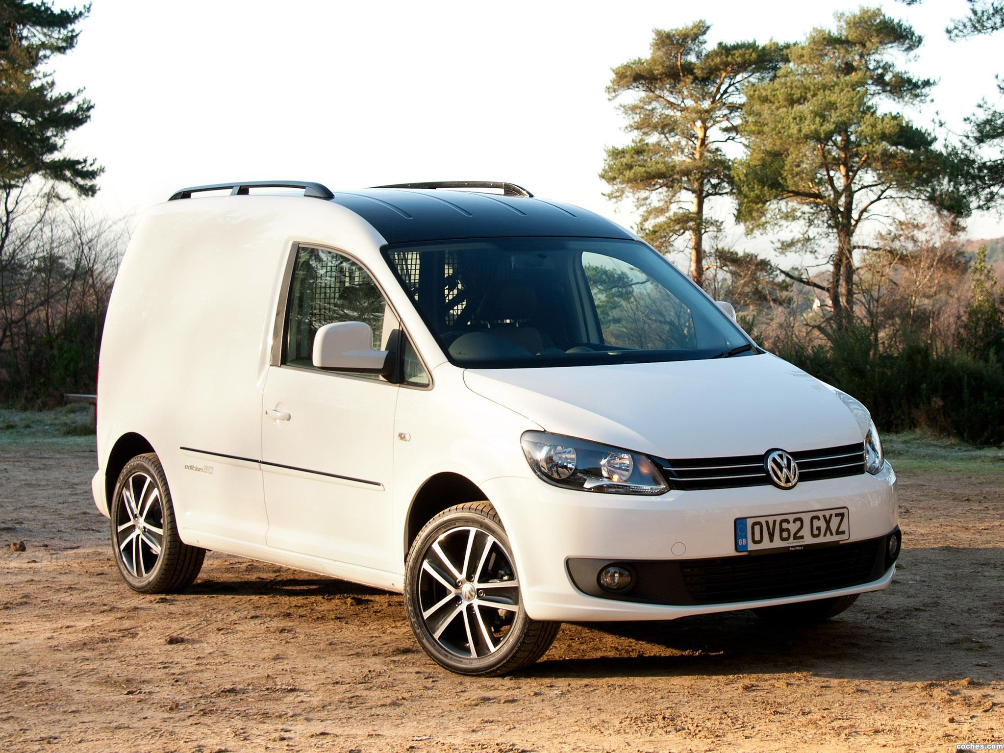 Foto 0 de Volkswagen Caddy Edition 30 UK 2013