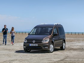 Ver foto 8 de Volkswagen Caddy Highline 2015