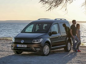 Ver foto 7 de Volkswagen Caddy Highline 2015