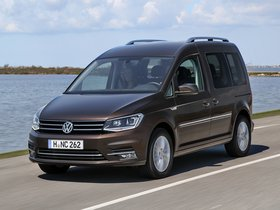 Ver foto 5 de Volkswagen Caddy Highline 2015