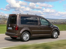 Ver foto 4 de Volkswagen Caddy Highline 2015
