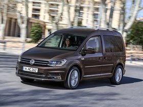 Ver foto 2 de Volkswagen Caddy Highline 2015