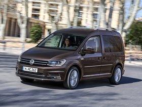 Ver foto 2 de Volkswagen Caddy Highline 2015