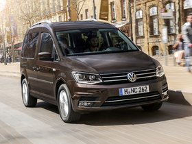 Fotos de Volkswagen Caddy Highline 2015