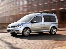 Ver foto 13 de Volkswagen Caddy Highline 2015