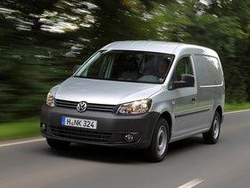 Ver foto 1 de Volkswagen Caddy Kasten Maxi 2010
