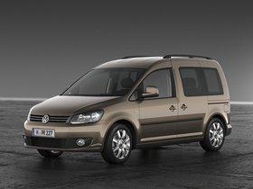 Ver foto 3 de Volkswagen Caddy Life 2010