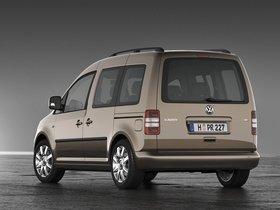 Ver foto 2 de Volkswagen Caddy Life 2010