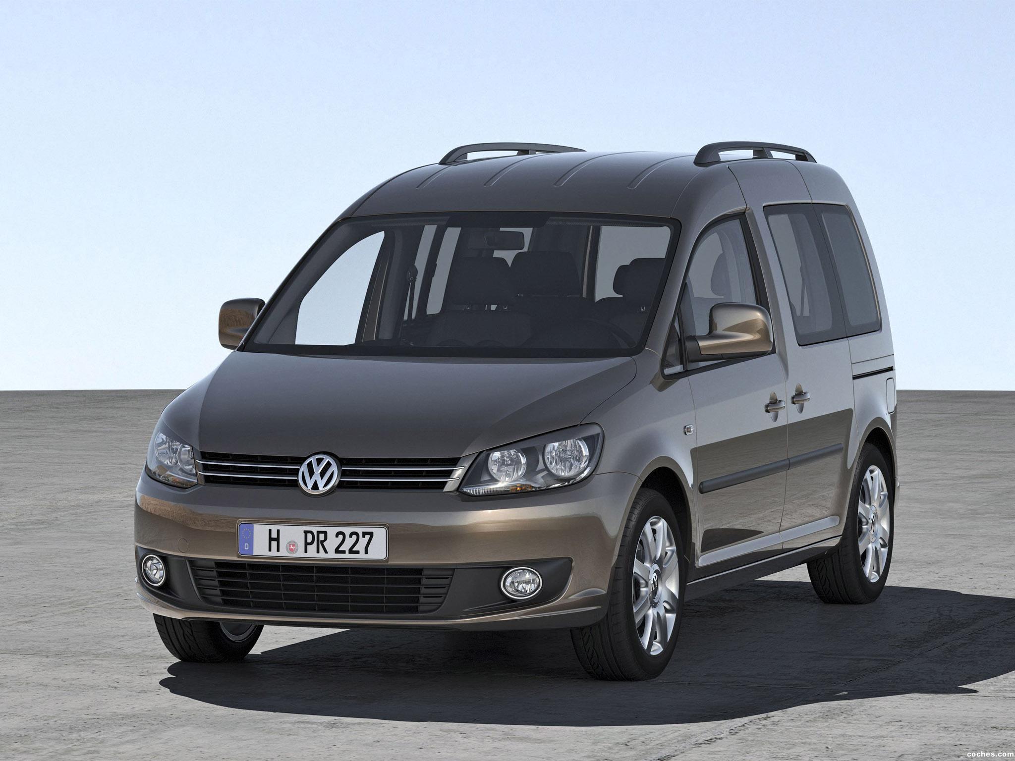 Foto 0 de Volkswagen Caddy Life 2010