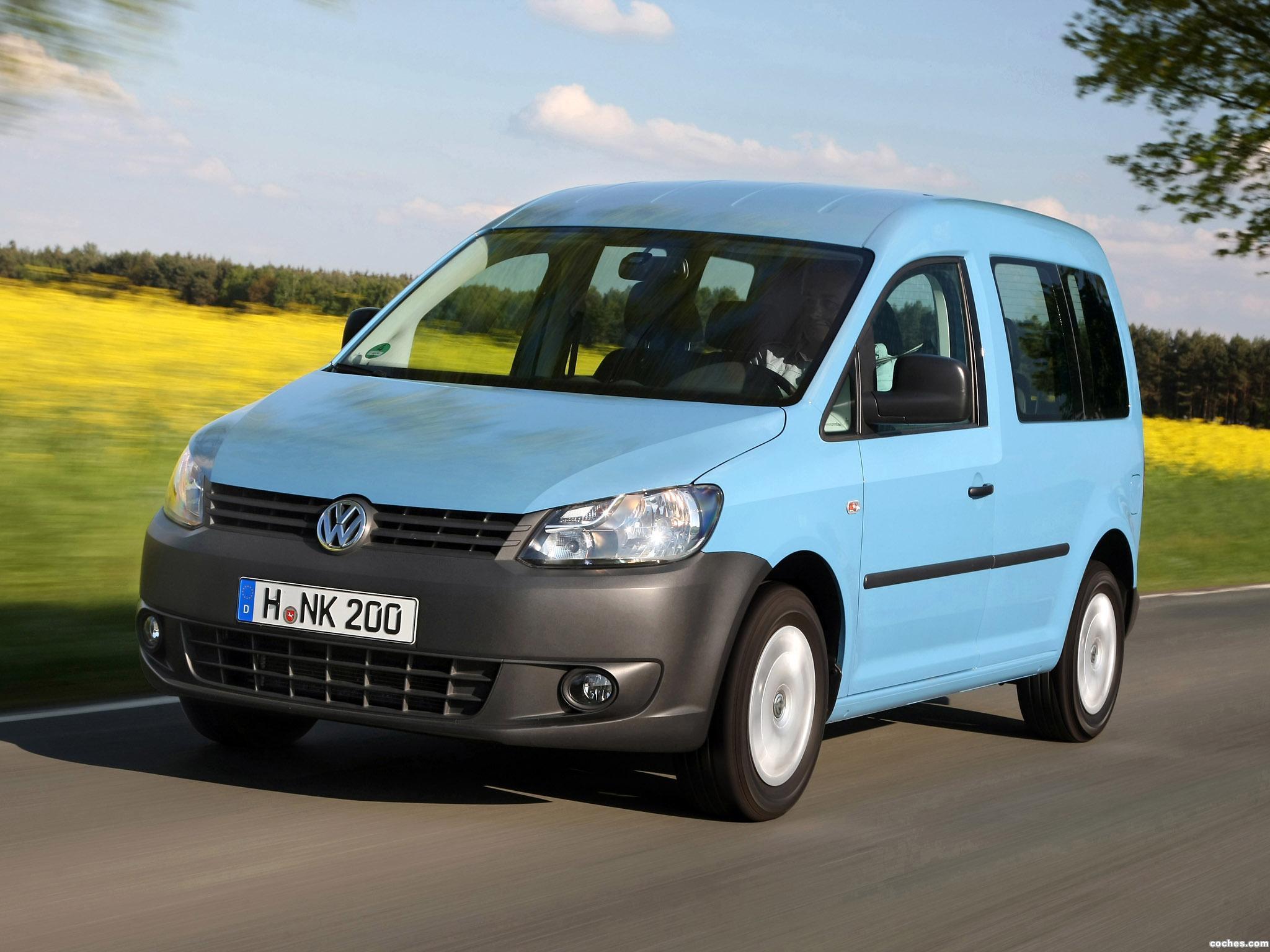 Foto 0 de Volkswagen Caddy Life BiFuel 2011