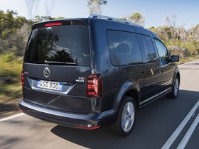 Ver foto 11 de Volkswagen Caddy Maxi Comfortline Australia 2015