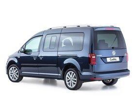 Ver foto 9 de Volkswagen Caddy Maxi Comfortline Australia 2015
